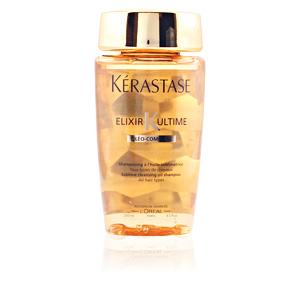 ELIXIR ULTIME shampooing à l'huile sublimatrice 250 ml