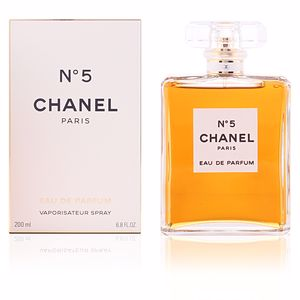 Nº 5 eau de parfum spray 200 ml
