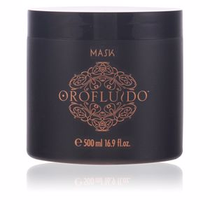 Hair mask for damaged hair - Shiny hair mask - Anti frizz mask OROFLUIDO mask Orofluido