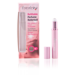 Travalo TOUCH ELEGANCE ROLL-ON # pink parfum