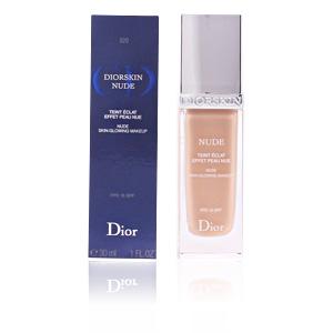 Base maquiagem DIORSKIN NUDE teint éclat effet peau nue Dior