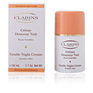 clarins douceur cr me nuit products perfume 39 s club. Black Bedroom Furniture Sets. Home Design Ideas