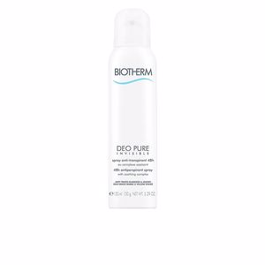 Desodorante DEO PURE INVISIBLE spray Biotherm