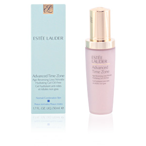 Anti aging cream & anti wrinkle treatment ADVANCED TIME ZONE hydrating gel oil-free Estée Lauder