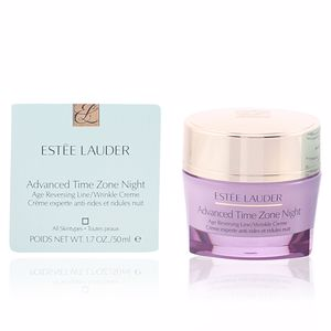 Anti aging cream & anti wrinkle treatment ADVANCED TIME ZONE night creme Estée Lauder