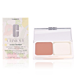 Foundation makeup EVEN BETTER compact makeup SPF15 Clinique