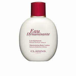 Body moisturiser EAU DYNAMISANTE lait hydratant Clarins