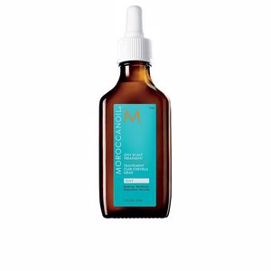 Hair moisturizer treatment OILY scalp treatment Moroccanoil