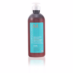 Hair styling product - Hair styling product CURL intense curl cream Moroccanoil