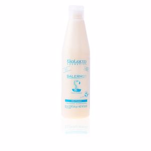 Maschera riparatrice SALERM 21 silk protein leave-in conditioner Salerm