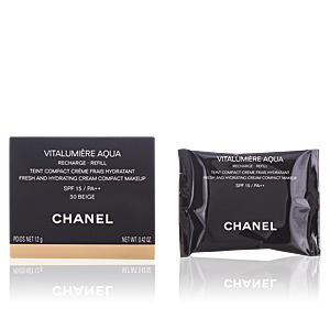 VITALUMIERE AQUA compact cream refill #30-beige 12 gr