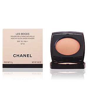 Compact powder LES BEIGES poudre Chanel