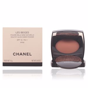 Polvo compacto LES BEIGES poudre Chanel