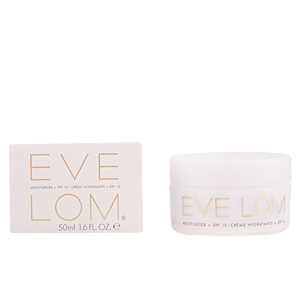 Flash effect EVE LOM moisturiser SPF15 Eve Lom