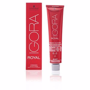 Couleurs IGORA ROYAL 6-0 Schwarzkopf