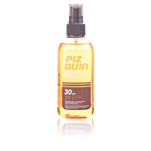 Corporais WET SKIN transparent sun spray SP30 Piz Buin