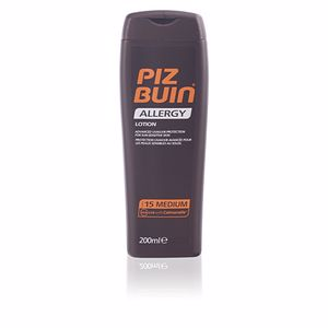Corps ALLERGY lotion SPF15 Piz Buin
