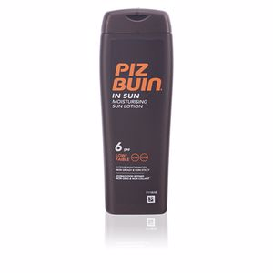 Lichaam IN SUN lotion SPF6 Piz Buin