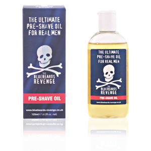 Pre-shave THE ULTIMATE pre-shave oil The Bluebeards Revenge