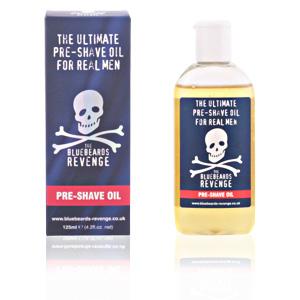 THE ULTIMATE pre-shave oil 125 ml