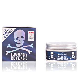 Shaving foam THE ULTIMATE shaving cream The Bluebeards Revenge