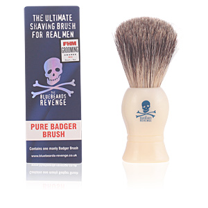 Shaving Brush THE ULTIMATE pure badger brush The Bluebeards Revenge