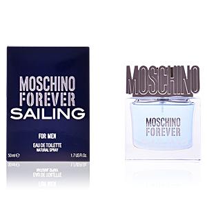 MOSCHINO FOREVER SAILING eau de toilette vaporizador 50 ml