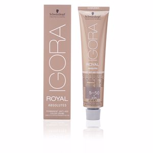 Tintes IGORA ROYAL ABSOLUTES anti-age color creme #5-50 Schwarzkopf