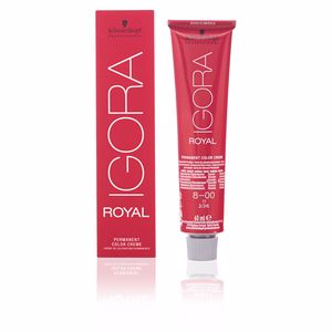 Tintes IGORA ROYAL permanent color creme Schwarzkopf