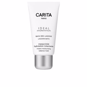 Mascarilla Facial IDEAL HYDRATATION bain des lagons Carita