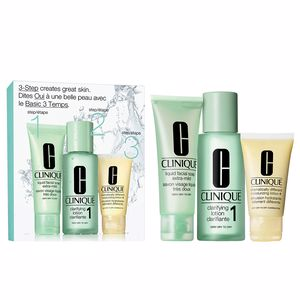 Trattamento viso idratante 3 STEPS INTRO SKIN TYPE I Clinique