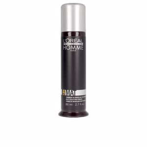 Hair styling product HOMME matt sculpting pomade L'Oréal Professionnel