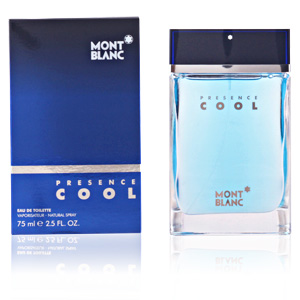 PRESENCE COOL edt vaporizador 75 ml
