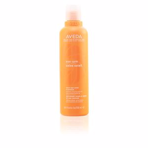 Gel bain SUNCARE hair and body cleanser Aveda