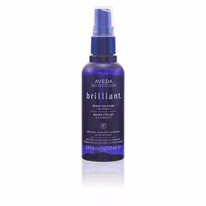 Hair styling product BRILLIANT spray on shine Aveda