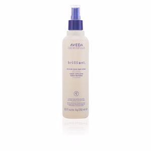 Hair styling product BRILLIANT hair spray Aveda