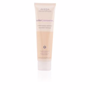 Hair color treatment COLOR CONSERVE strengthening treatment Aveda