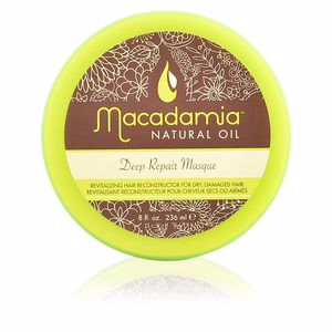 Hair mask for damaged hair DEEP REPAIR masque Macadamia