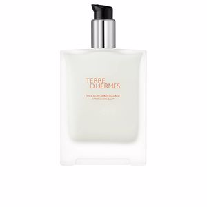 Aftershave TERRE D'HERMÈS after-shave balm with pump