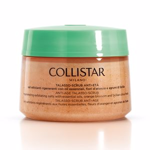 Exfoliant corporel PERFECT BODY anti-age talasso scrub Collistar