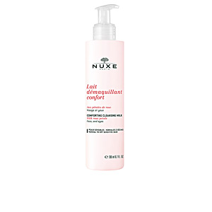 PÉTALES DE ROSE lait démaquillant confort 200 ml