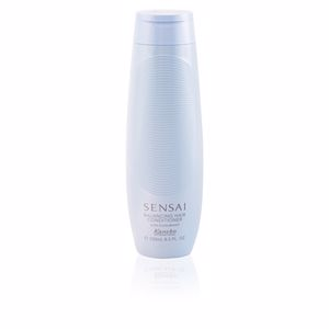 Shiny hair products SENSAI HAIR CARE balancing hair conditioner Kanebo Sensai