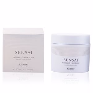 Hair mask for damaged hair SENSAI HAIR CARE intensive hair mask Kanebo Sensai