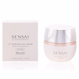 Tratamento para flacidez do rosto SENSAI CELLULAR PERFORMANCE lift remodelling cream Kanebo Sensai