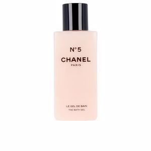 Gel de baño Nº 5 the cleansing cream Chanel