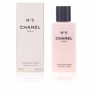 Body moisturiser Nº 5 l'émulsion corps Chanel