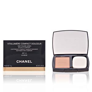 Chanel, VITALUMIERE COMPACT DOUCEUR #40-beige 13 gr