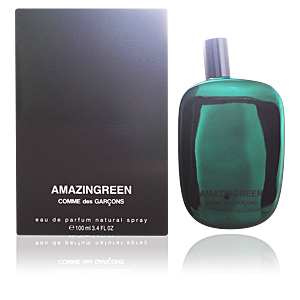 AMAZING GREEN edp vaporizador 100 ml