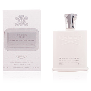SILVER MOUNTAIN WATER eau de toilette vaporizador 120 ml