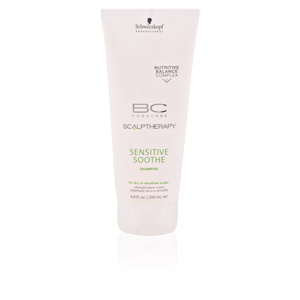 BC SCALP THERAPY sensitive soothe shampoo